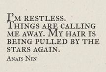 Words / by Tiffany Kerchner