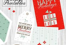 Printables / Checklists, Seasonal Graphics, Botanicals, Labels and more!