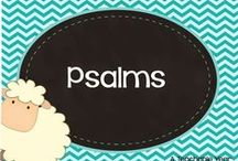 Bible: Psalms / by Ana Capurro