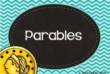 Bible: Paraboles / by Ana Capurro
