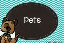 Pets / by Ana Capurro