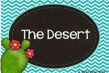 The Desert / by Ana Capurro