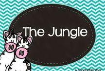 Jungle / by Ana Capurro