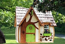 Tree Forts/Play Houses