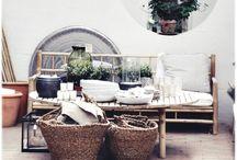 porch & gardens