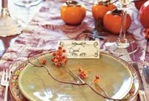 Tables Settings and Tablescapes