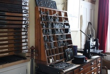 Studios / Decor ideas and amazing studio pieces I dream of... / by Maureen Kuppe