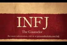 """INFJ & Introverts / A board celebrating the rarest Meyers-Briggs Personality Type, INFJ, which is what I am, and Introverts. INFJ's are known as """"The Confidant"""". INFJs, making up an estimated 1% of all people, are the most rare type (males even more so). They are introspective, caring, sensitive, gentle and complex people that strive for peace and derive satisfaction from helping others. INFJs are highly intuitive, empathetic and dedicated listeners.  / by Tricia Russell"""