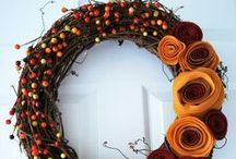 Wreaths / by Mayra Sandoval-Cooper