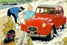 Tintin y Milu