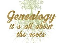 Genealogy / by Suzanne Kamal
