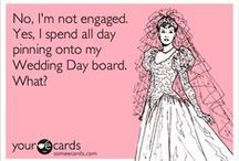 non existing weddings ;) / I can still like :D / by Christina Killebrew