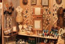 Craft Fair Set-Up