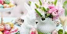 Easter / Easter decorating ideas, crafts, recipes and more!