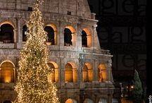 Roman Christmas Mood / Sparkling season in the Eternal City!