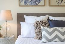 The church / Ideas and style for the church, hamptons/French country. Colour pallet navy/white/grey/light brown