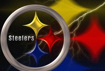 { steeler nation } / i love my Pittsburgh Steelers