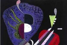 Abstract Artists / The classics...Mainly from the 1900's...