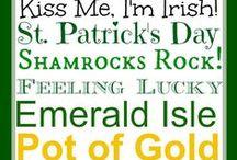 St. Patrick's Day  / by Mary Johnson