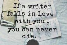 When I write the book / Writing, my passion ♥