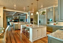 OMG Kitchens!!!! / What does your dream kitchen look like? Here are some things I'd love to have in mine!