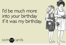 For Happy Birthdays