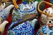 Tea and Teapots