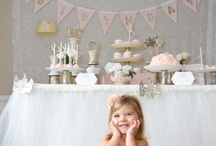 Princess Party / Ideas and inspirations for a beautiful princess party.