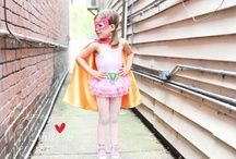 Super Hero Party / Ideas for a super hero party full of excitement, surprises and hopefully lots of laughter.