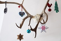 Christmas / Beautiful and trendy Christmas decoration.