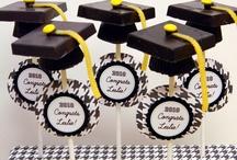 Graduation / Celebrate a beautiful graduation. Find ideas and inspirations for a graduation party.