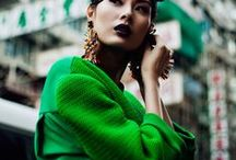 Benetton Green Board / Green is more than a color. It's a philosophy. Get inspired by our long-time favorite shade.