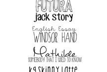 Party Fonts