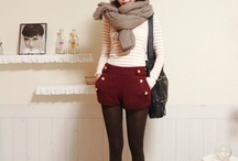 Fall/Winter Style  / by Brittany Toliver