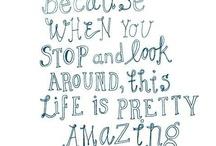 Good advice & Inspiration / by Heather Fischer