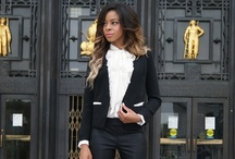 Street Style / by Brittany Toliver