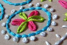 Needlecraft / embroidery, cross stitch, needlepoint