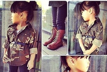 Future Fashionable Kids / by Brittany Toliver