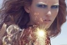 Shine Bright (metals, sequin, glitter, & bling) / by Brittany Toliver