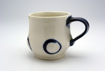 Art - Ceramic Cups & Mugs / by Lily Fisher