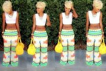 Spring/Summer Style / by Brittany Toliver