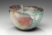 Art - Ceramics & Pottery Bowls / by Lily Fisher