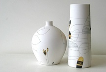 Art - Ceramics & Pottery Vases  / by Lily Fisher