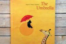 Kids Books 2-6 / My kids' favorite books from toddler/preschool/kindergarten years. / by Adel Zeller