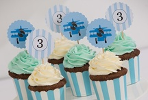 Airplane Party / Ideas and inspiration for an airplane party.