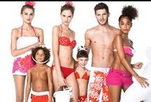 BEACHWEAR COLLECTION 2013 / Everything's ready for the beach! Costumes, beach robes and towels, all in a thousand summer shades. / by United Colors of Benetton