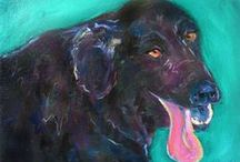 Art of Animals from Pet Portraits, Paintings, Photos, Artwork / Animal art from featuring pets portrait paintings and drawings to photography of wild animals.  Animal art that makes for unique & creative pet lover /animal lover gifts!