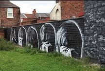 STREET ART / by Esa Chava