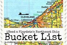 Northeast Ohio Bucket List / Our bucket list of all the things we want to do in Northeast Ohio / by Mary Johnson