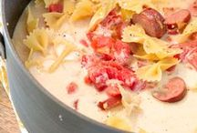 Dinner Tonight / Easy recipes to make for dinner tonight.  / by Mary Johnson